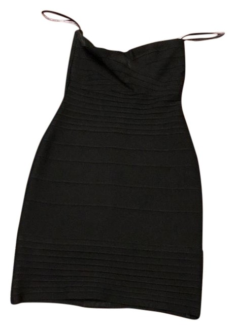 Preload https://img-static.tradesy.com/item/20225386/herve-leger-black-cocktail-above-knee-night-out-dress-size-2-xs-0-1-650-650.jpg
