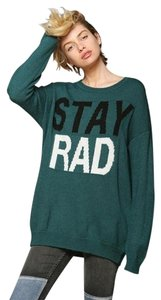 Urban Outfitters Sparkle And Fade Size Medium Stay Rad Sweater