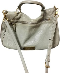 Marc by Marc Jacobs Satchel in Taupe Grey