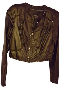 Be Be Leather Jacket