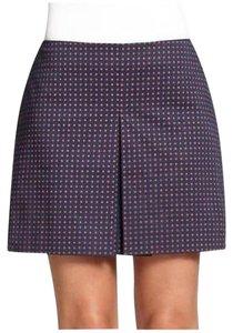 Tory Burch Mini Skirt Navy