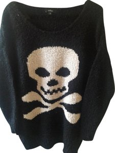 Millau Skull Medium Oversized Sweater