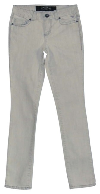 Grane Skinny Jeans-Light Wash
