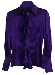 Vanessa Riley London Top Violet