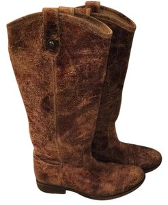 Frye cognac/brown Boots