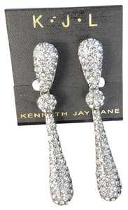 Kenneth Jay Lane Kenneth Jay Lane CZ Dangle Earrings