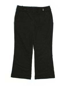 The Limited Suit Pants Cropped Work Dress Capris black