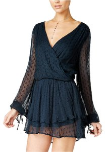 Free People short dress Forest Green on Tradesy