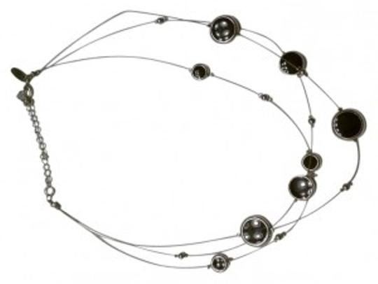 Preload https://img-static.tradesy.com/item/20226/new-york-and-company-blacksilver-and-necklace-0-0-540-540.jpg