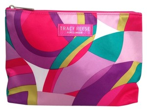 Clinique New Clinique Large Makeup Cosmetic Bag (Tracy Reese design)