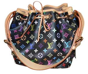 Louis Vuitton Monogram Petite Noe Lv Hobo Bag