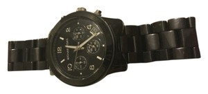 Michael Kors * Michael Kors MK-5162 Black Ceramic Watch