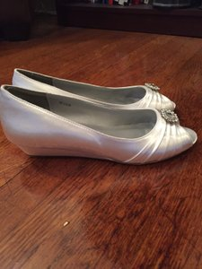 Dyeables Wedding Wedges Wedding Shoes