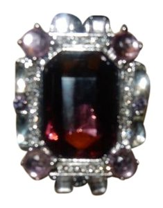 bella luce hudge amethyst,ring