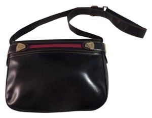 Gucci Hobo/Shoulder Mint Vintage Early Style Red/Blue Two-tone Hardware Hobo Bag