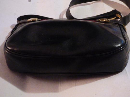 Gucci Hobo/Shoulder Mint Vintage Early Style Red/Blue Two-tone Hardware Hobo Bag Image 4