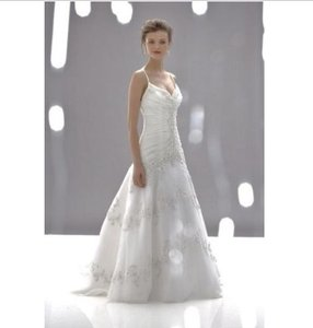 Watters Wtoo Patricia Ivory Wedding Dress #71389 Wedding Dress