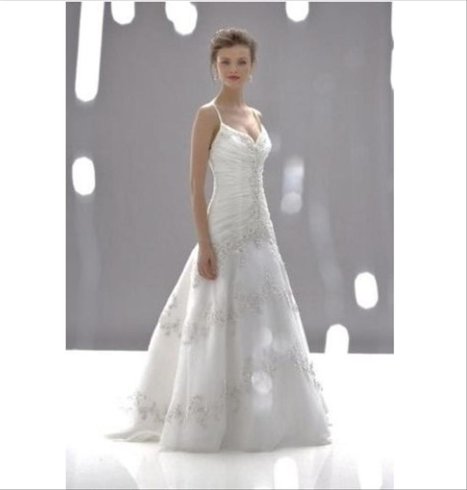 Watters wtoo patricia ivory wedding dress 71389 wedding for Wtoo wedding dress prices