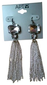 Apt. 9 Multi-Chain Dangle Earrings