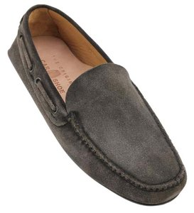 The Original Car Shoe Grey Flats