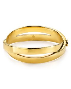 Tory Burch Double Wrap Bangle