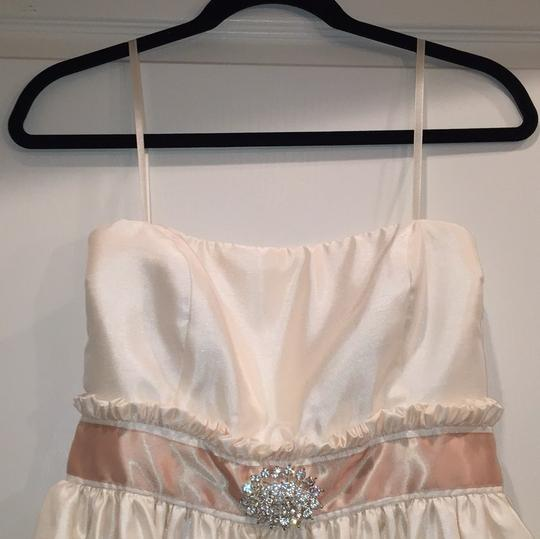 The Limited Off White Casual Wedding Dress Size 10 (M) Image 1