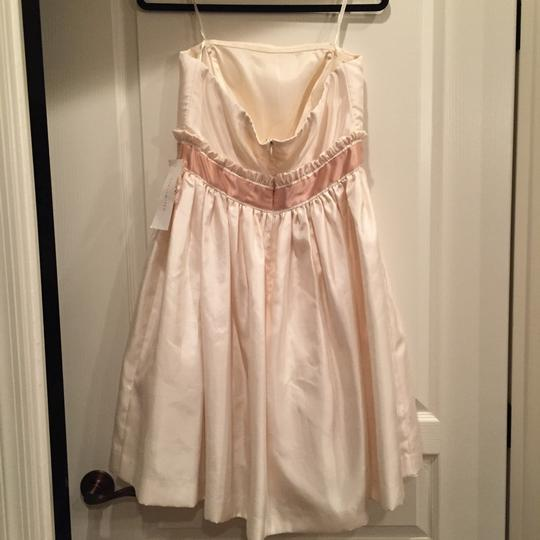 The Limited Off White Casual Wedding Dress Size 10 (M) Image 3
