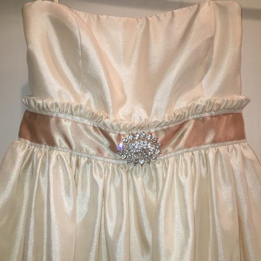 The Limited Off White Casual Wedding Dress Size 10 (M) Image 4