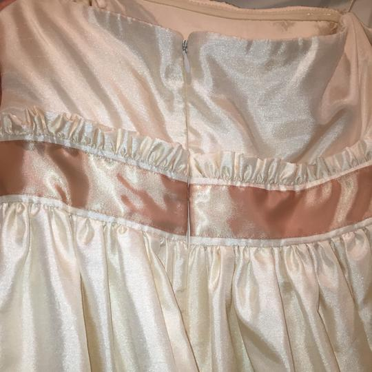 The Limited Off White Casual Wedding Dress Size 10 (M) Image 5