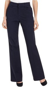 Material Girl Stretchy Work Casual School Interview Straight Pants black