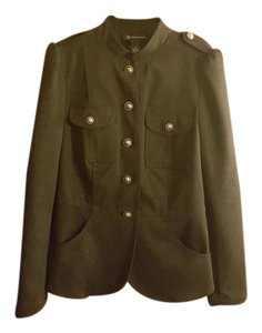 INC International Concepts Military Jacket