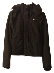 Hollister Winter Black Jacket
