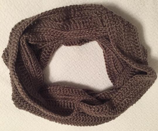Other Brand New Brown Cowl Neck Infinity Scarf Image 10