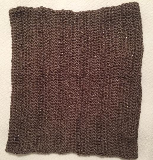Other Brand New Brown Cowl Neck Infinity Scarf Image 2