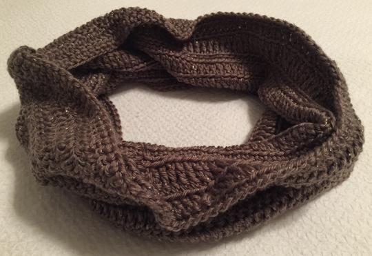 Other Brand New Brown Cowl Neck Infinity Scarf Image 5