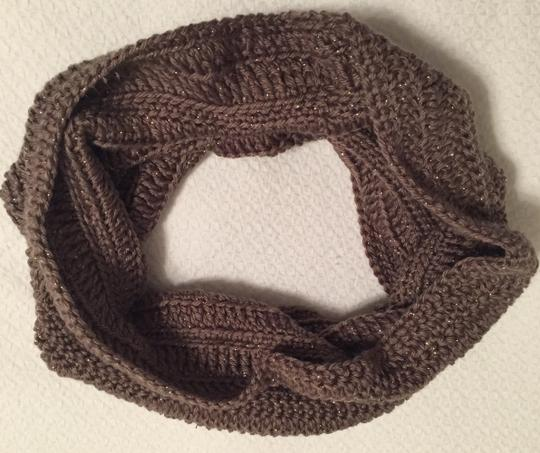 Other Brand New Brown Cowl Neck Infinity Scarf Image 6