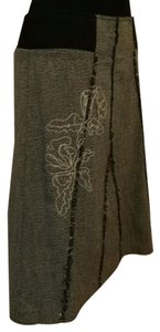 Cato Skirt Brown Tweed