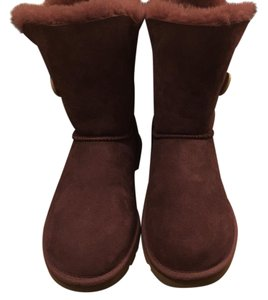 UGG Australia Brick red Boots