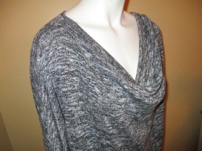Max Studio Knit Cowl Neck Dolman Sleeves Sweater Image 3
