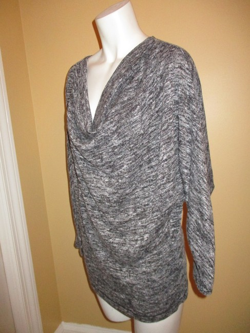 Max Studio Knit Cowl Neck Dolman Sleeves Sweater Image 4