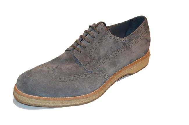 Item - Grey Suede Formal Shoes Size US 11 Regular (M, B)
