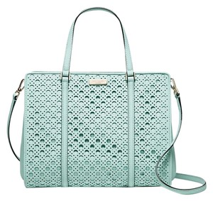 Kate Spade Romy Tote Satchel in GRACE BLUE