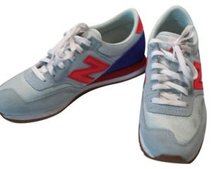 New Balance Blue, red, Athletic