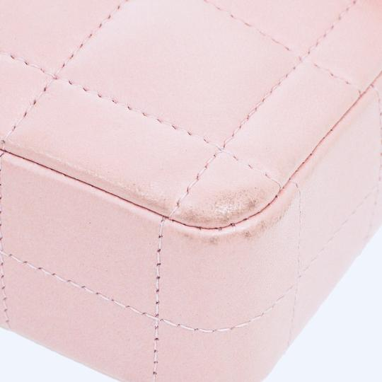 Chanel Pink Clutch Image 5