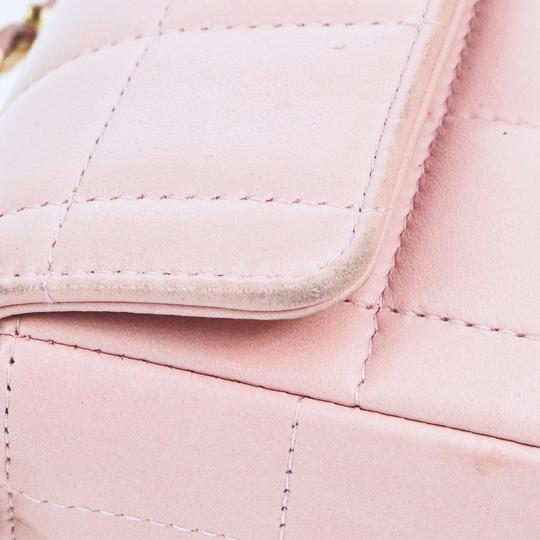 Chanel Pink Clutch Image 7