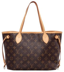 Louis Vuitton Neverfull Tote in monogram