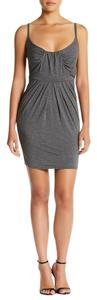 Go Couture short dress heather gray on Tradesy