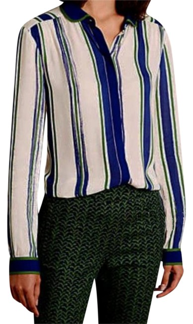 Preload https://img-static.tradesy.com/item/20228861/anthropologie-green-stripes-art-house-button-down-top-size-6-s-0-18-650-650.jpg