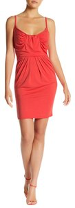 Go Couture short dress festal coral on Tradesy