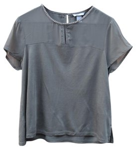 H&M Top Olive